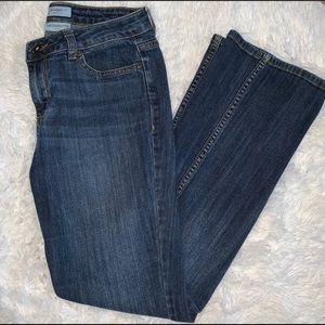 Liz Claiborne Petite Classic Fit Bootcut Jean